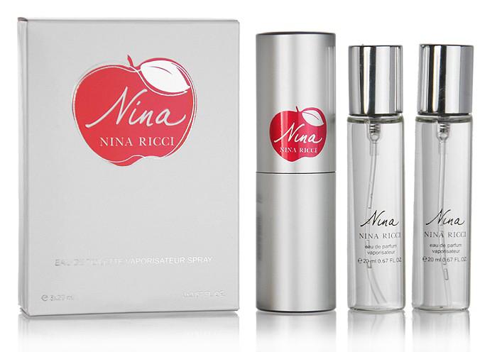 Nina Ricci Nina 3x20 ml