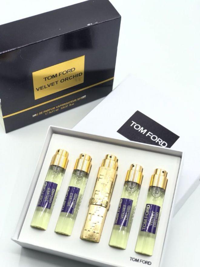 """Набор парфюма Tom Ford """"Velvet Orchid"""" 5х11мл"""