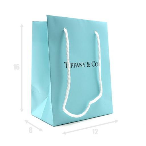 Подарочный пакет Tiffany & Co 16х8х12