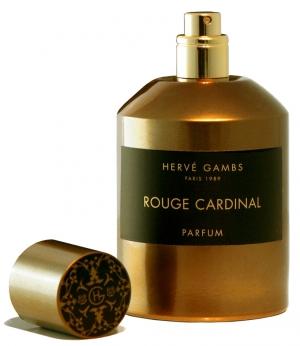 Tester Rouge Cardinal Herve Gambs Paris для мужчин и женщин