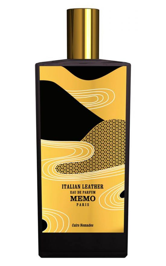 "Tester Memo ""Italian Leather "" 75ml (Унисекс)"