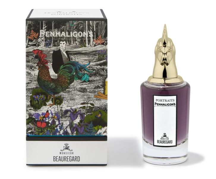 "PENHALIGON'S ""MONSIEUR BEAUREGARD"" 75ML"