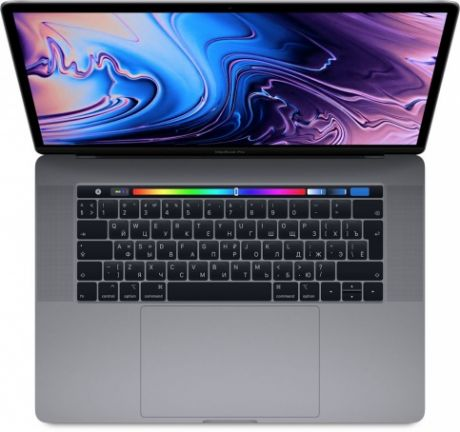 "Apple MacBook Pro 15"" 512GB Touch Bar Space Grey MR972"