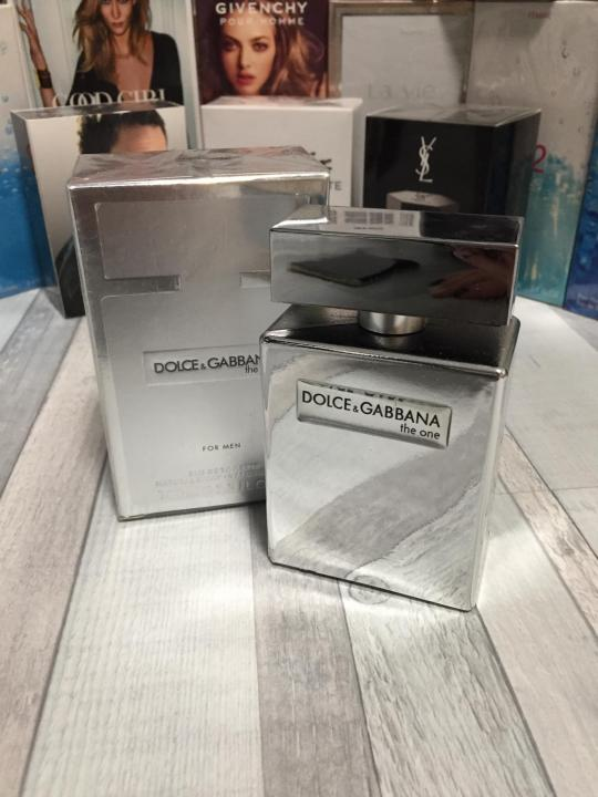 "DOLCE&GABBANA ""The One for Men Platinum Limited 100ml"