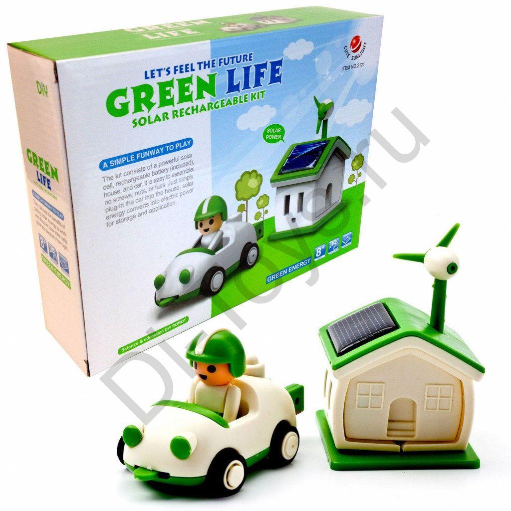 Конструктор SOLAR Green Life