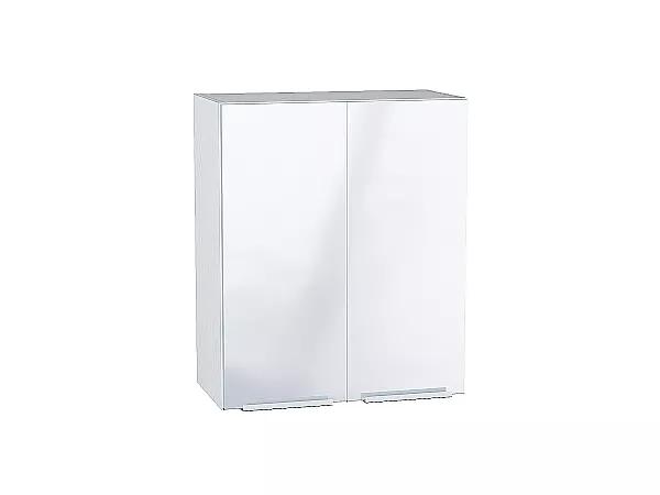 Шкаф верхний Фьюжн В600  (Angel)
