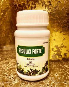 Regulax Forte Tablet 40 таб - мягкое слабительное.