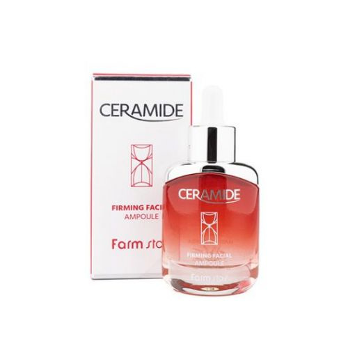 772764 FarmStay Укрепляющая ампульная сыворотка для лица с керамидами Ceramide Firming Facial Ampoule