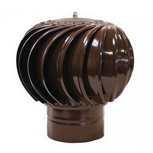 Турбодефлектор ТД 110 коричневый (В наличии размеры по клику)