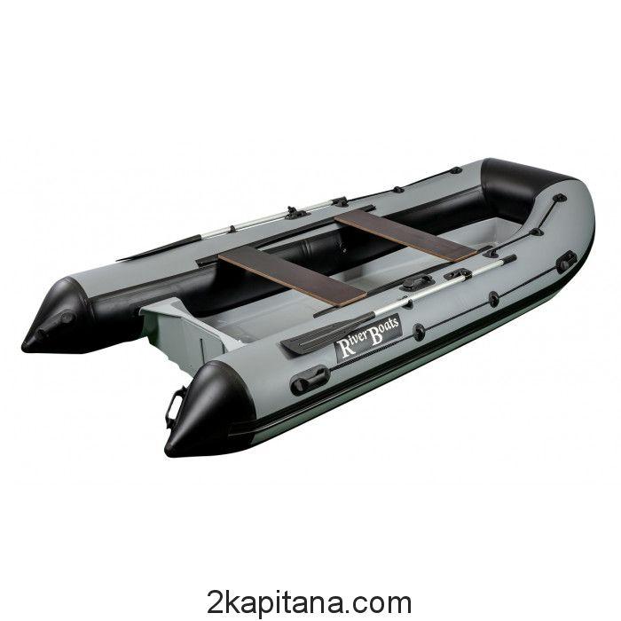 Лодка РИБ RiverBoats RB — 380