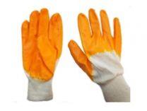 Перчатки с облегченным нитриловым покрытием
