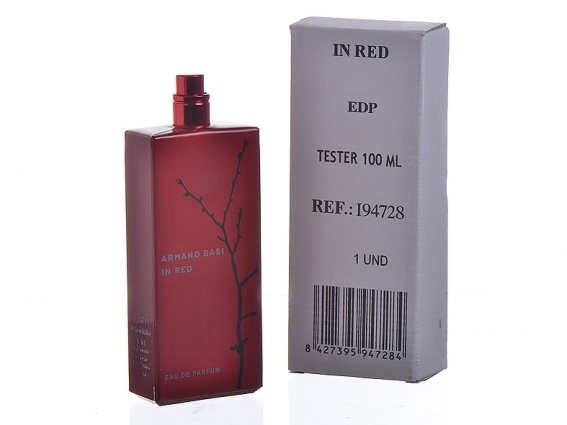 Tester Armand Basi In Red Parfum 100 мл