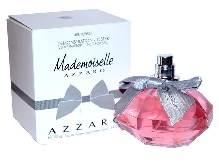 Tester Azzaro Mademoiselle