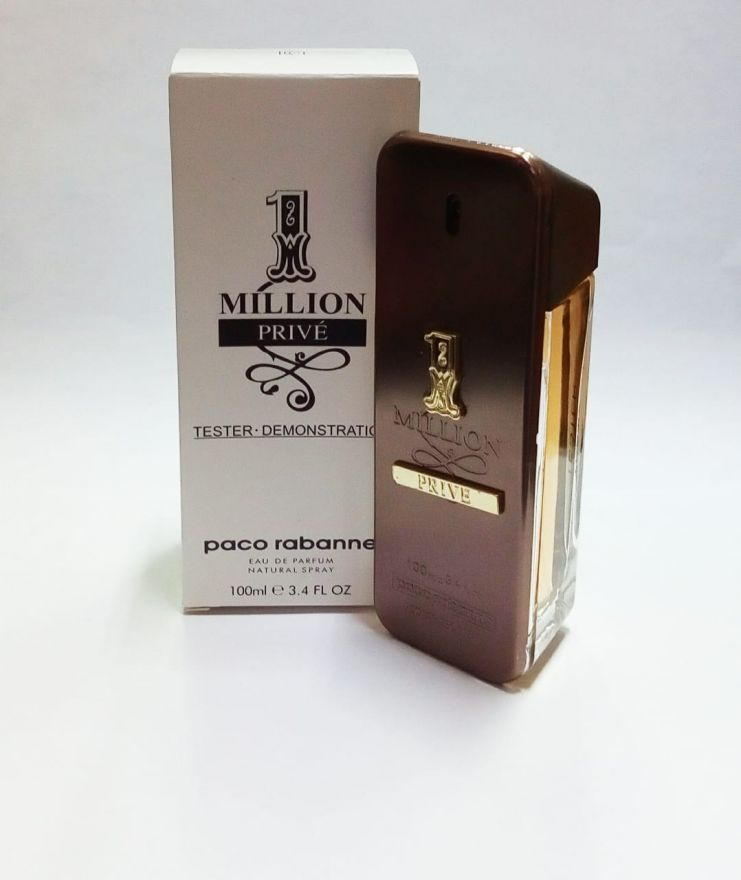 Tester Paco Rabanne 1 Million Prive 100ml