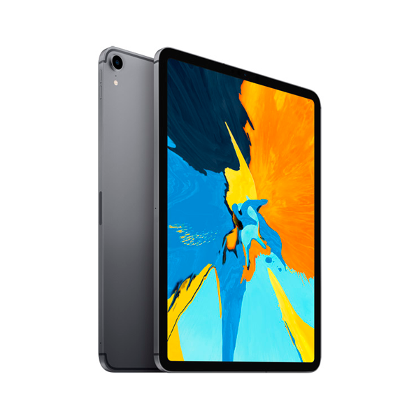 "Apple iPad Pro 11"" 256 ГБ Wi-Fi + Cellular «Серый космос»"