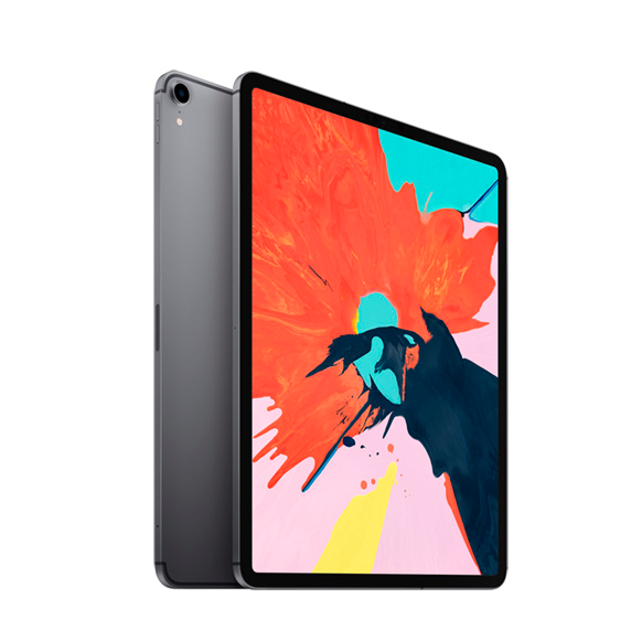 "Apple iPad Pro 12.9"" 256 ГБ Wi-Fi + Cellular «Серый космос»"
