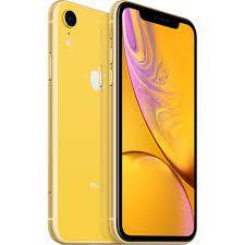 iPhone XR 128GB Желтый