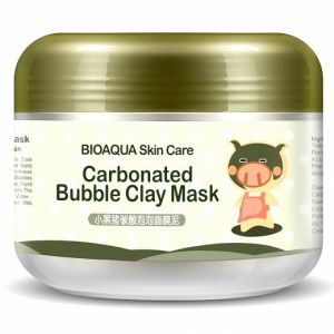 Кислородная маска для лица Carbonated Bubble Clay Mask