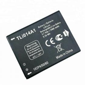 Аккумуляторная батарея Alcatel TLi014A1, TLi014A2, CAB1400002C1