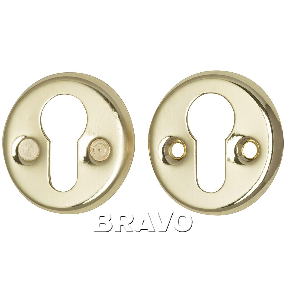 Накладка под цилиндр Bravo FIN 016-СL