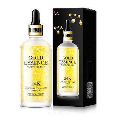Yizhi DOU 24K Gold Peace Repair Essentials увлажняющая увлажняющая сыворотка для лица оригинальная сжиженная косметика производители