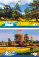 """Альбом для рисования на клею ErichKrause """"Милый край"""", А4, 30 листов (арт. 43359)"""