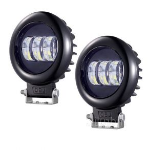 Комплект светодиодных фар 60W с границей света