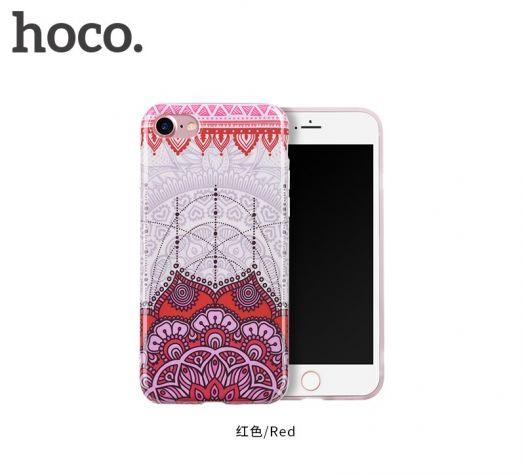 Защитный чехол HOCO Doren series для iPhone7 Plus/8 Plus, красный