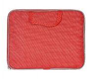 Папка для тетрадей А4, ручка из тесьмы, красный (арт. 1Ш421_03) 1426266 /20/