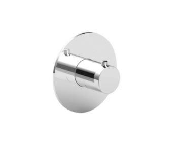 Смеситель для ванны и душа с термостатом Fantini Nostromo G500B ФОТО