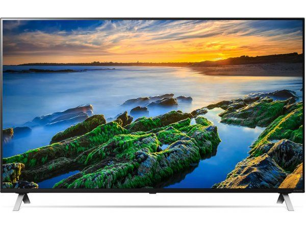 NanoCell телевизор 4K Ultra HD LG 50NANO856PA (2021)