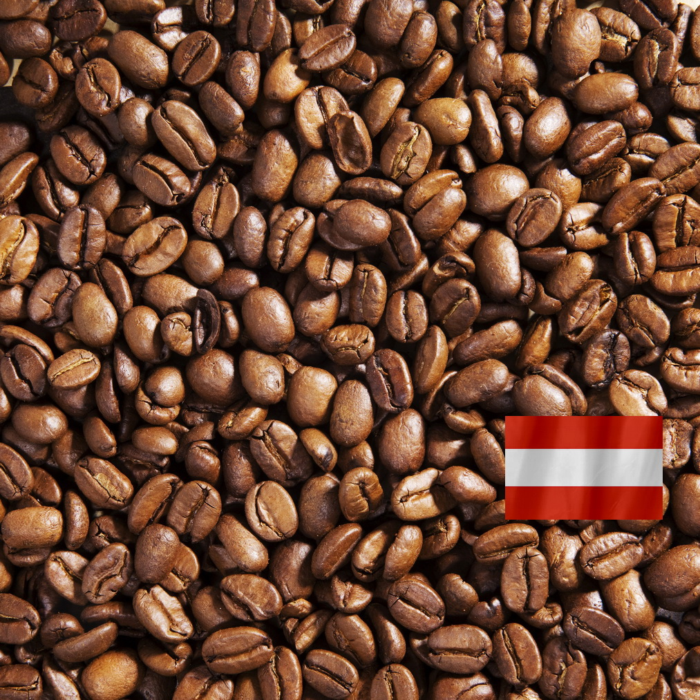 Венский - кофе в зернах