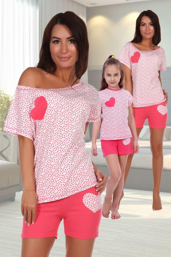 Пижама 2361 [коралл]