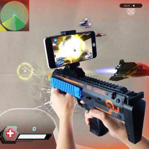 Автомат для игр дополненной реальности