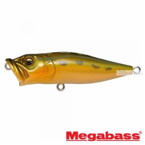 Воблер Megabass Pop-X 64 мм / 7 гр / цвет: Tonosama Frog