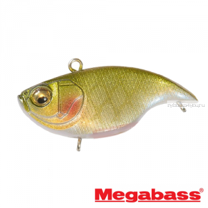 Воблер Megabass Vibration-X Micro 52 мм / 10,5 гр / цвет: GLX Champagne Volt