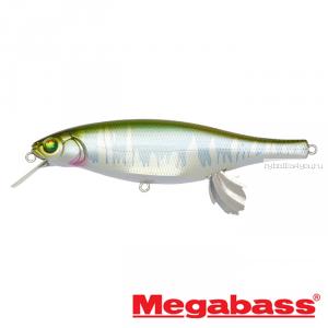 Воблер Megabass Vision 100 Miyabi 105мм / 17,4гр / Заглубление: 0,4 - 0,6 м / цвет: PM Oikawa F