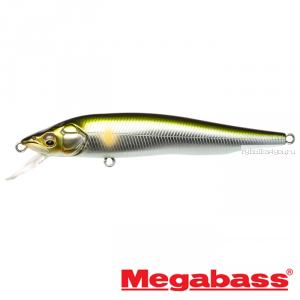 Воблер Megabass Vision 95Q-GO Slow Float 95мм / 9,8гр / Заглубление: 0,1 - 0,5 м / цвет: AL Kisyu Ayu