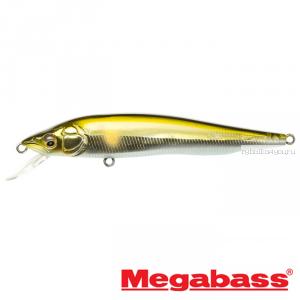 Воблер Megabass Vision 95Q-GO Slow Float 95мм / 9,8гр / Заглубление: 0,1 - 0,5 м / цвет: HT Ayu