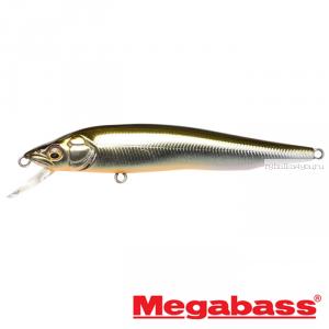 Воблер Megabass Vision 95Q-GO Slow Float 95мм / 9,8гр / Заглубление: 0,1 - 0,5 м / цвет: M Stardust Shad OB