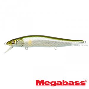 Воблер Megabass Vision Oneten 110мм / 14 гр / Заглубление: 0,8 - 1,2м / цвет: Wagin Ayu