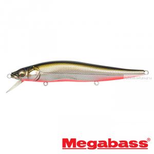 Воблер Megabass Vision Oneten 110мм / 14 гр / Заглубление: 0,8 - 1,2м / цвет: M RB Shad (JP)
