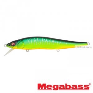 Воблер Megabass Vision Oneten 110мм / 14 гр / Заглубление: 0,8 - 1,2м / цвет: Mat Tiger (JP)