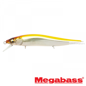 Воблер Megabass Vision Oneten Jr. 98мм / 10,5 гр / Заглубление: 0,5 - 1 м / цвет: MG Western Clown