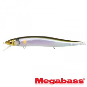 Воблер Megabass Vision Oneten Magnum F 130 мм / 17,7 гр / Заглубление: 0,5 - 1,2 м / цвет: Wagin Setsuki Ayu