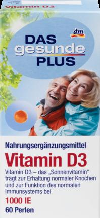 Витамины Mivolis Жемчужины (витамин D3) 60шт