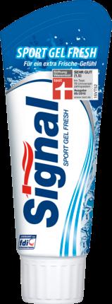 Зубной гель Signal Sport 75мл