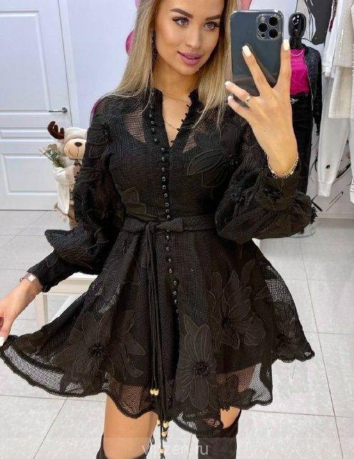 Коллекционное платье ZIMMERM:N