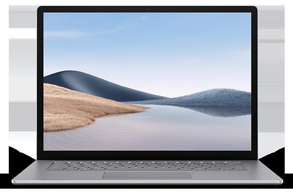 Ноутбук Microsoft Surface Laptop 4 15 AMD Ryzen 7 8GB 256GB Platinum