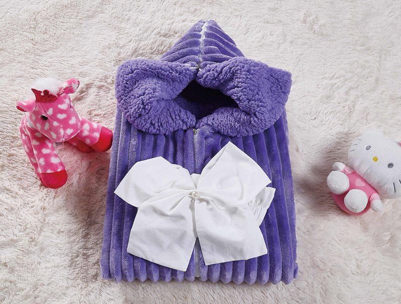 Одеяло-конверт Infanty (синий) 75х70